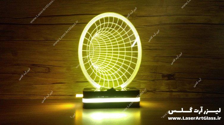 چراغ خواب سه بعدی گرامافون