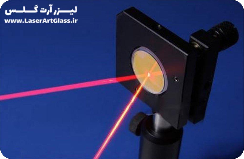 ایینه ی دستگاه برش لیزر